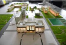 3D打印微缩校园为母校送上毕业礼物