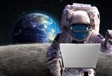 基于激光的望远镜系统:太空接入互联网