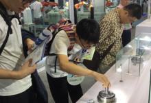 武汉精华亮相上海第6届中国国际机器人展