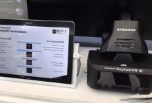 三星秘密开发最强VR:4K屏幕+眼球追踪!