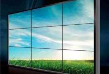 拼接屏将在安防监控行业占主导地位