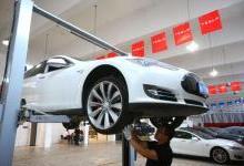 Model 3下线 特斯拉拟建100个新服务中心