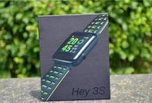 唯乐Hey 3S智能手环全面评测