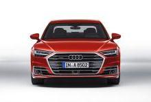 奥迪A8矩阵式激光大灯又一次重定义汽车照明