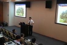医疗设备和生物传感器研讨会成功举办
