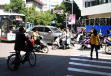安庆首用人脸识别技术治理行人闯红灯