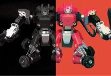 华科尔Pamkuu机器人,带你体验畅快淋漓的打击格斗感