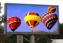 户外广告4K时代来临,LED显示屏厂家如何应对?