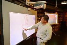 推动AI教学 从平面大屏到多元化显示大屏