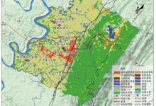 四川省华蓥市海绵城市规划案例分析