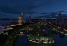 合肥夜景亮化工程今年启动 包公园或现灯光秀