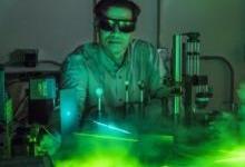 激光结合器件集成助力光升频 应用太阳能电池和纳米制药