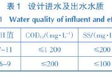 印染废水处理及回用工艺设计技术解析