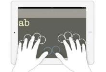 iBrailler颠覆计算机输入方式 盲人也能使用触摸屏