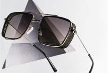前卫的3D打印OXYDO太阳眼镜系列