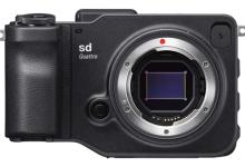 适马推可换镜头无反相机 配Foveon X3传感器