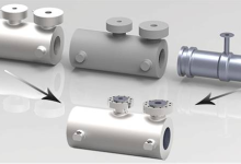 后处理与3D打印结合的多材料增材制造技术