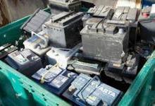 废旧电池非法倾倒 回收陷入恶性循环