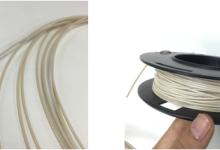 一迈智能成功推出自产PEEK线材及高温3D打印机