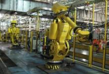 上半年我国工业机器人产量同比增长52.3%
