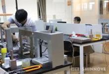 时印科技推出可打印5种不同食材的食品3D打印机——Sweetin