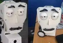 """""""表情机器人""""太逆天 它一笑我都快哭了"""