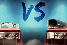 谷歌、微软大战智能眼镜