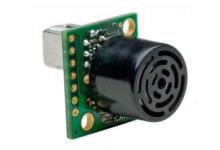 MaxBotix无人机超声波传感器操作