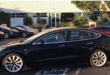 首批特斯拉Model 3明日交付 五大细节抢先关注!