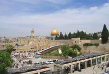 耶路撒冷圣殿山安检或采用手持金属探测器