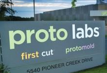 Proto labs二季度财报:总收入5.5亿,3D打印部分超7千万,猛增20%