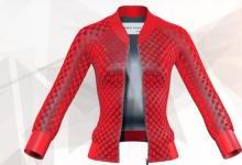 可在线购买个性化的3D打印服装平台