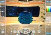 水果模拟器:有趣的食品3D打印定制界面