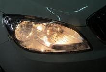 卤素氙气LED大灯,激光会一举歼灭吗?