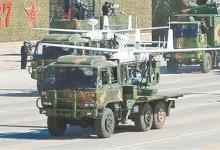 国产三型无人机首次亮相