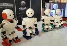 伊朗3D打印机器人,能跳舞还能打空手道