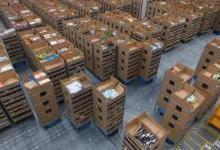 中国最大智能机器人仓库启用
