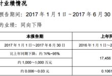 5家新能源车企半年业绩预告分析