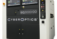 CyberOptics将推出双传感器光学检测系统