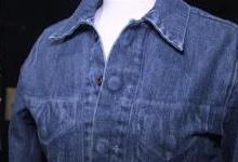 Levi的3D印花牛仔布的实验