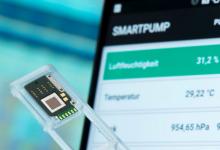 科学家发明智能手机内置气体传感器