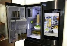 冰箱是未来的厨房中枢
