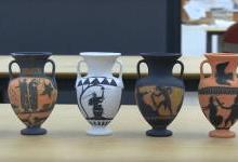 3D打印技术重现古希腊生活场景