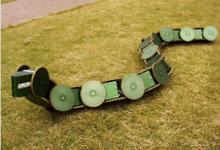 地震救援机器人大盘点