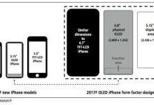 韩国供应链:iPhone 8 发布已推迟至11月
