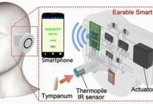 "3D打印""耳戴式""传感器监测生命体征"