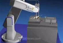 首台印度制造的工业机器人面世