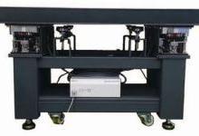 卓立汉光最新推出主动隔振光学平台