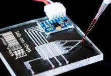 最小的3D打印微流体设备