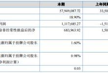 光伏宝半年营收5.8千万 同增73%
